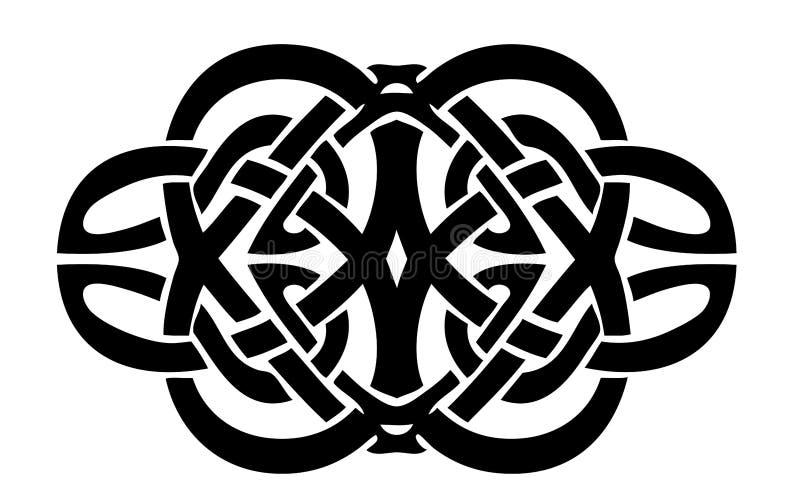 tatuaż plemienny obrazy stock
