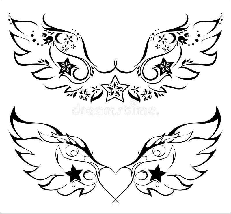 Tatuagem ilustração do vetor