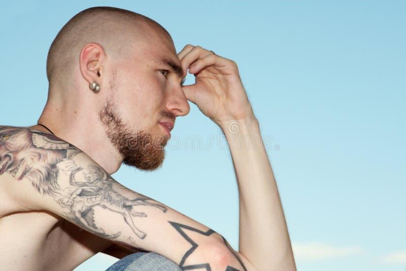 Tatuagem foto de stock royalty free