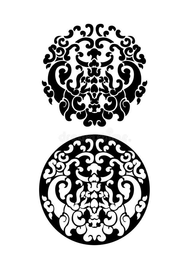 Download Tatuagem Do Animal Santamente Ilustração Stock - Ilustração de elementos, mythology: 29848792