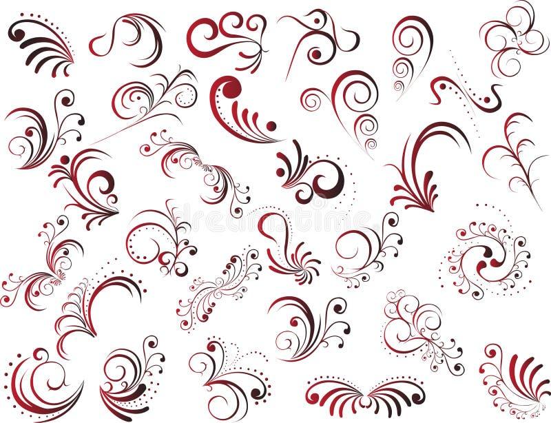Tatuagem do vetor ilustração royalty free