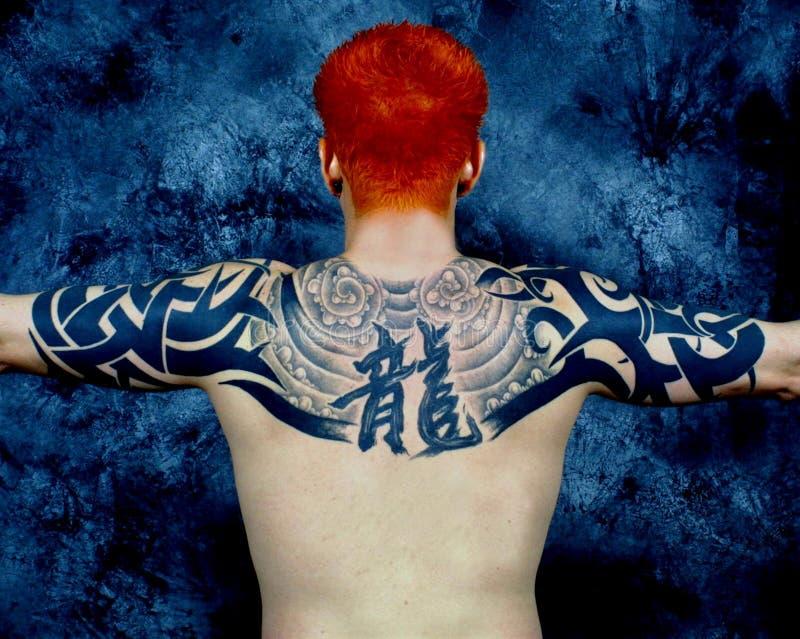 Tatuaggio immagini stock libere da diritti