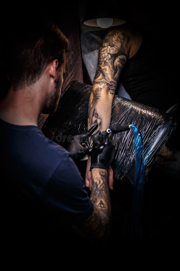 Tatuaggio matrice immagini stock libere da diritti