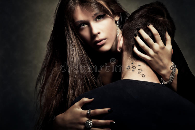 tatuering royaltyfri fotografi