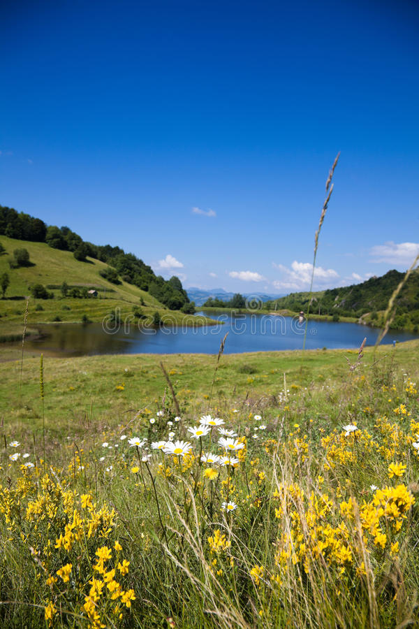 Download Tau Mare Lake stock photo. Image of rosia, outdoor, weather - 15222004