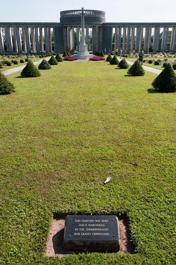Download Taukkyan War Cemetery, Yangon, Myanmar Stock Image - Image: 23306807