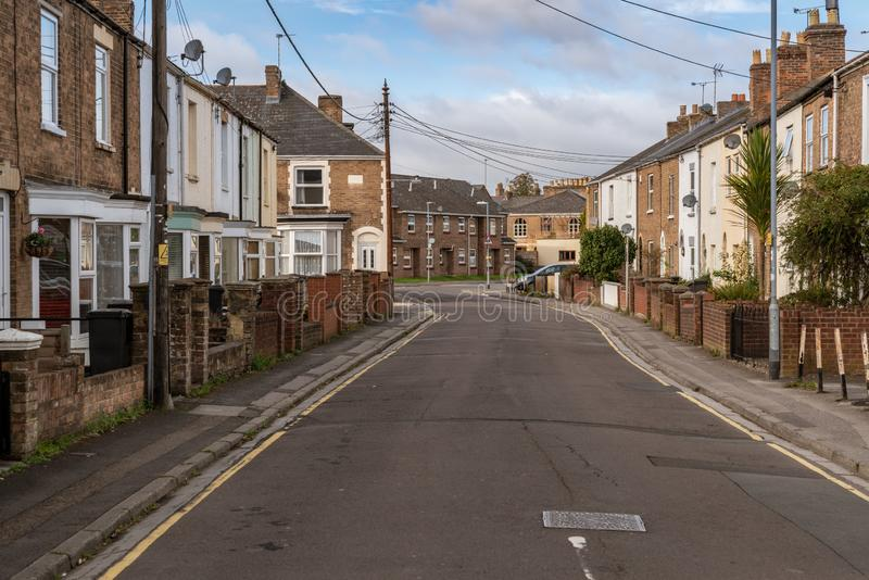 Taunton, Сомерсет, Англия, Великобритания стоковая фотография rf