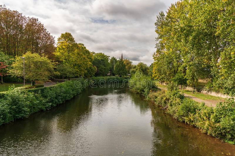 Taunton, Anglia, UK fotografia royalty free