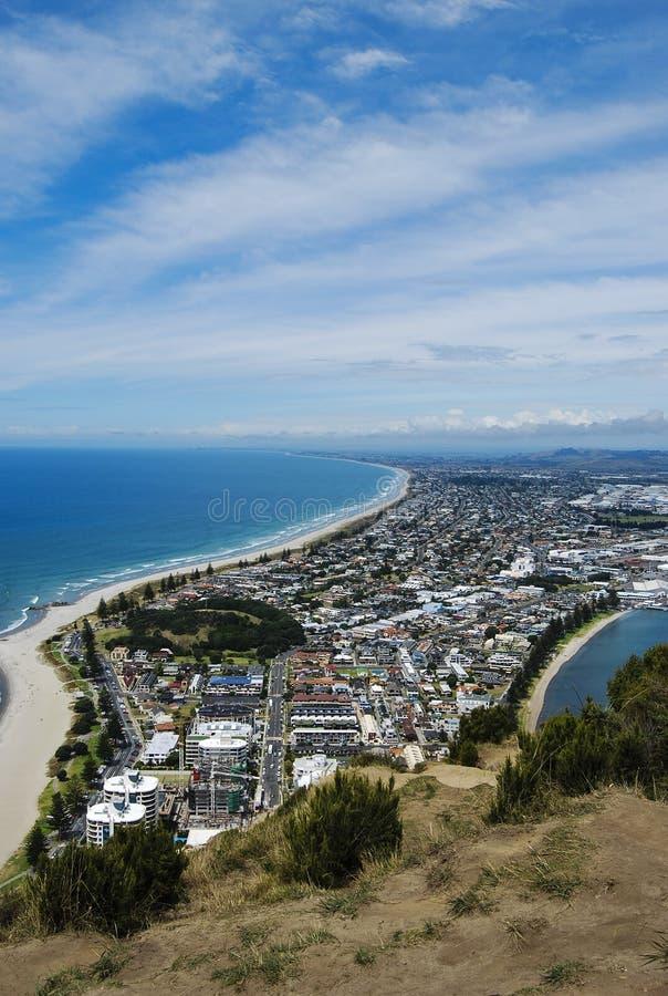 Tauranga en été photo libre de droits