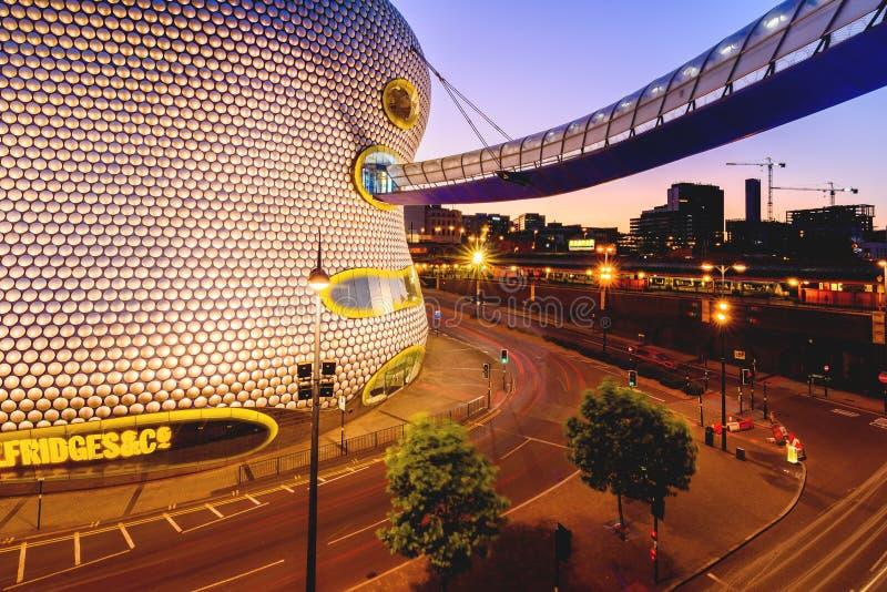 Taureau Ring Birmingham photo stock