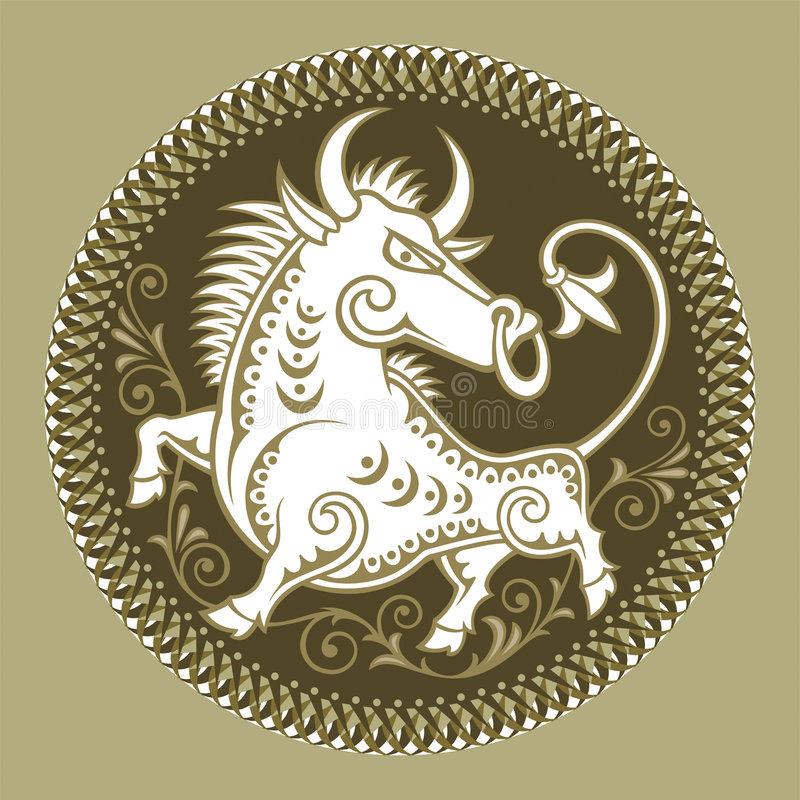 Download Taurus, Signs Of Zodiac Stock Images - Image: 4292384