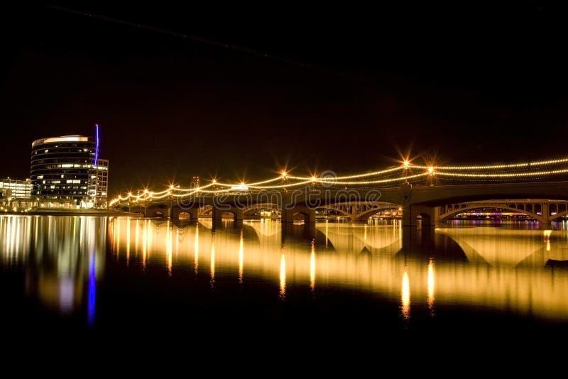 Tausendstel-Alleen-Brücke stockfotografie