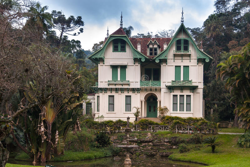 Tavares Guerra Mansion photos stock