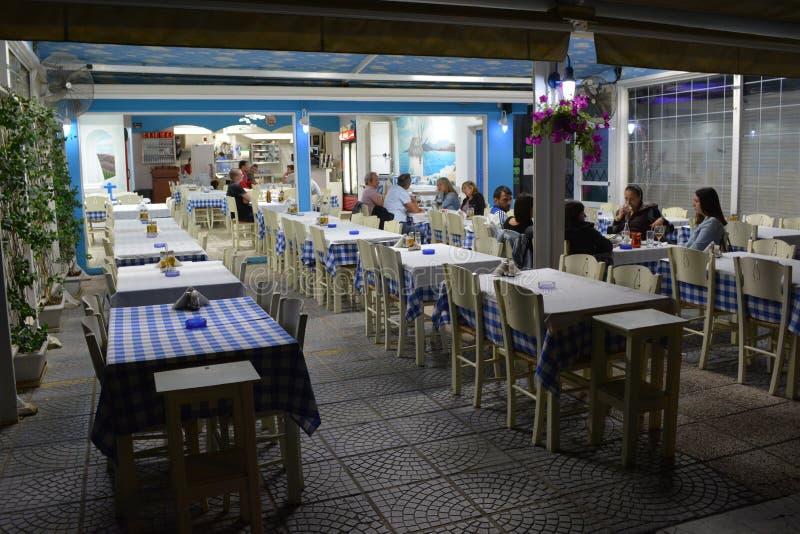 Taverna griego foto de archivo