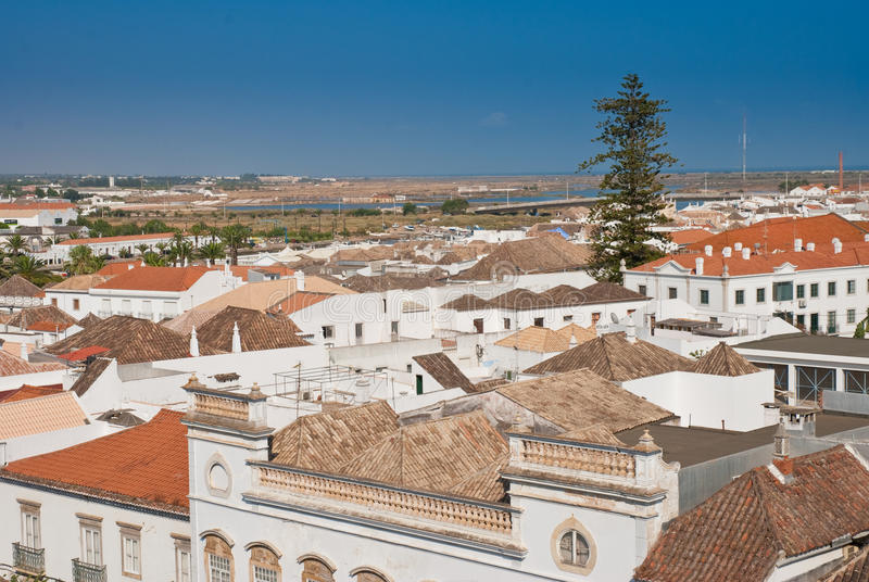 Download Tavira, Portugal stock image. Image of relaxing, typical - 21079913