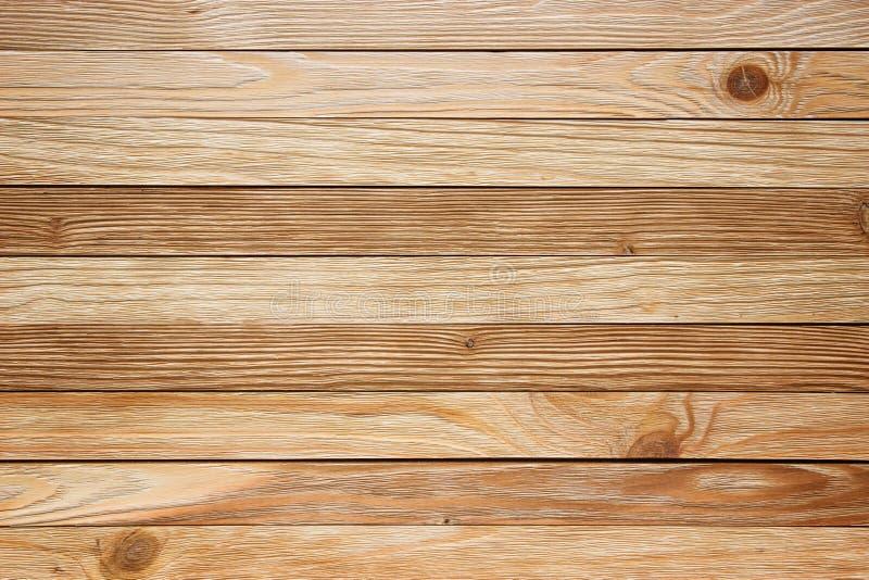 Tavola di legno leggera, vista superiore Struttura di legno per struttura della priorità bassa fotografia stock