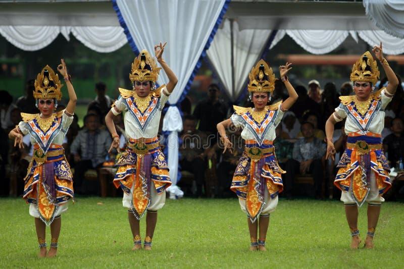 Tawur Agung Kesanga stock photos