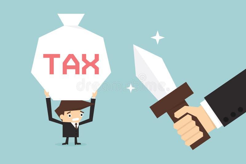 Tax vector illustration
