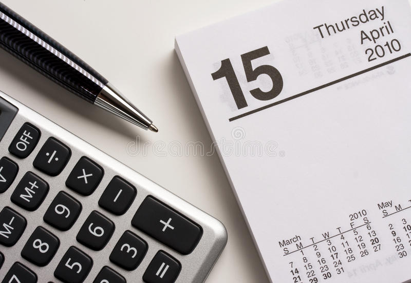 Download Tax Day Royalty Free Stock Image - Image: 13711456