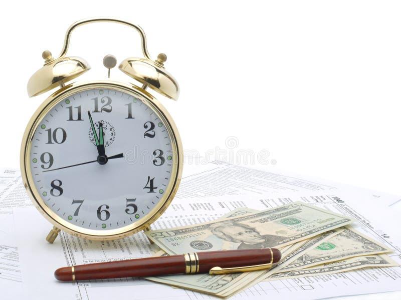 Tax deadline stock images