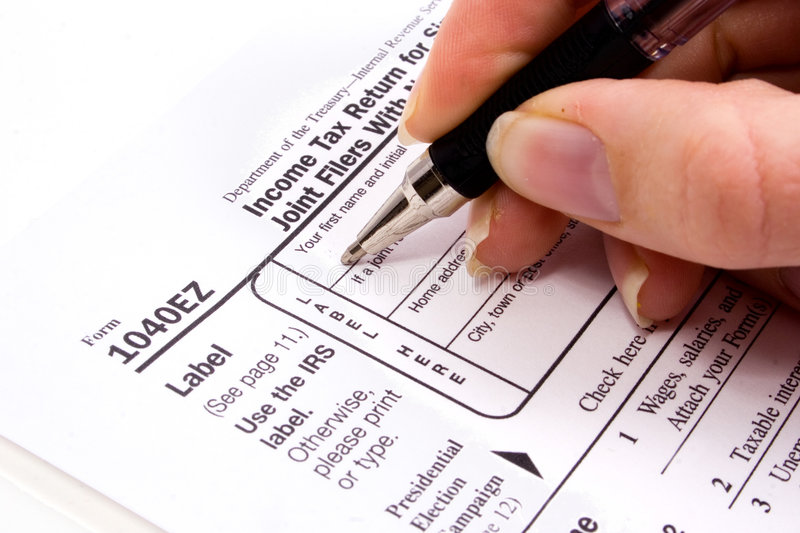 Download Tax forms stock photo. Image of payment, stress, trouble - 447112