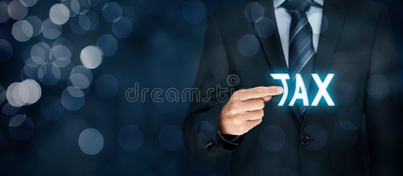 Tax optimization stock images