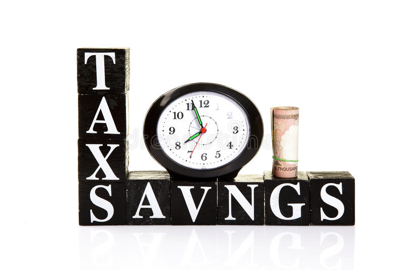 Download Tax Savings Stock Photos - Image: 18570863