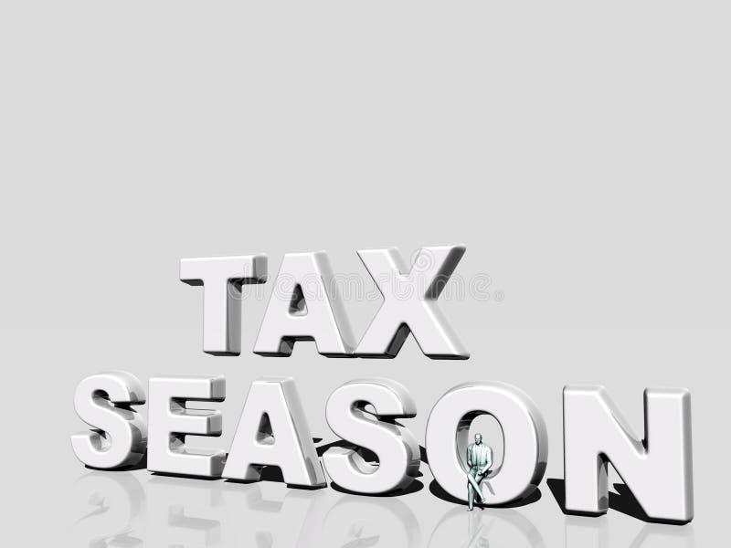 Download Tax season. stock illustration. Illustration of finance - 473556