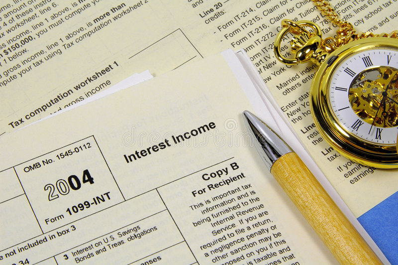 Download Tax Time Stock Photo - Image: 74060