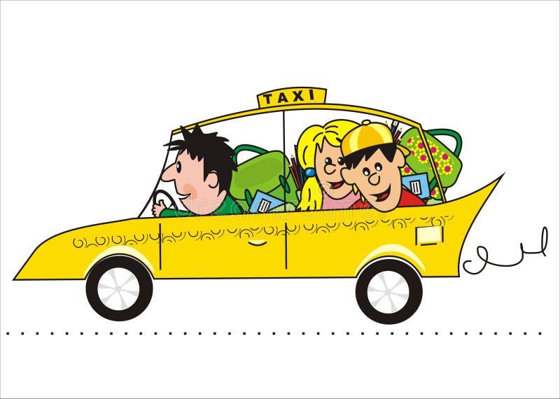 taxa stock illustrationer