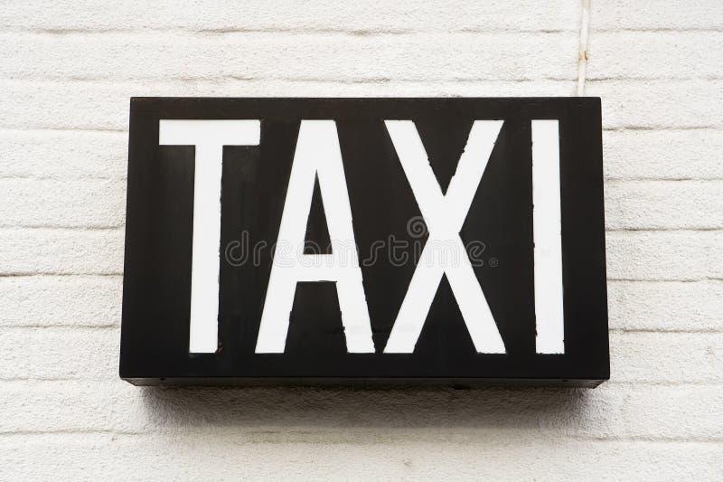 Taxa tecknet fotografering för bildbyråer