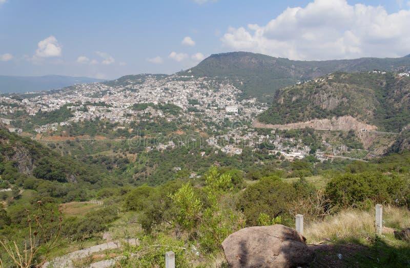 Taxco Messico immagine stock