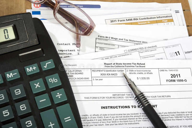 Download Taxes stock photo. Image of earnings, accounting, calculator - 22824478