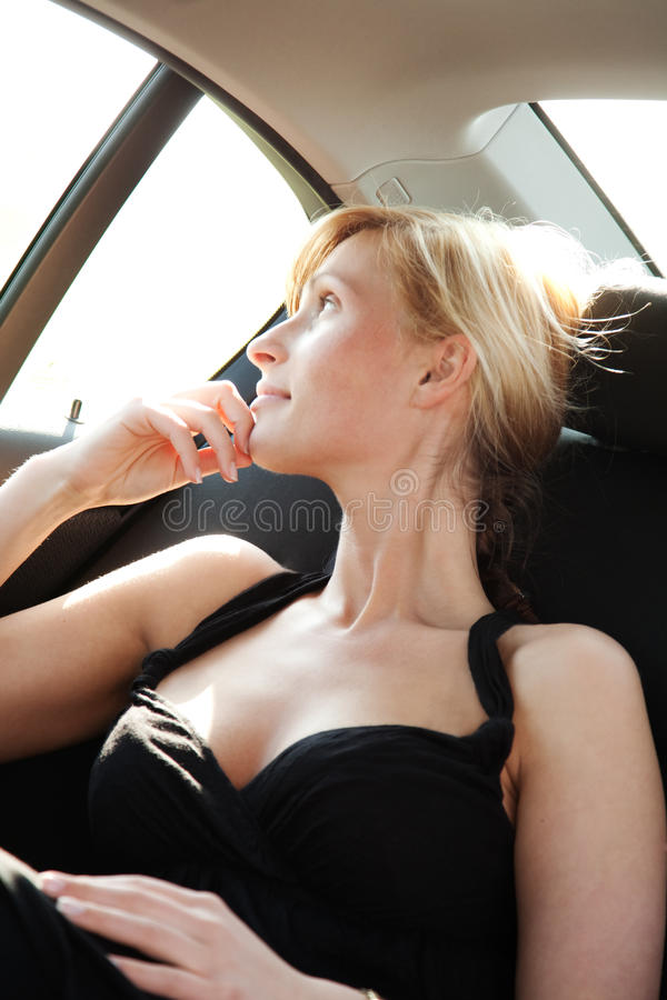 Download Taxi stock photo. Image of girl, casual, person, relaxation - 14459578