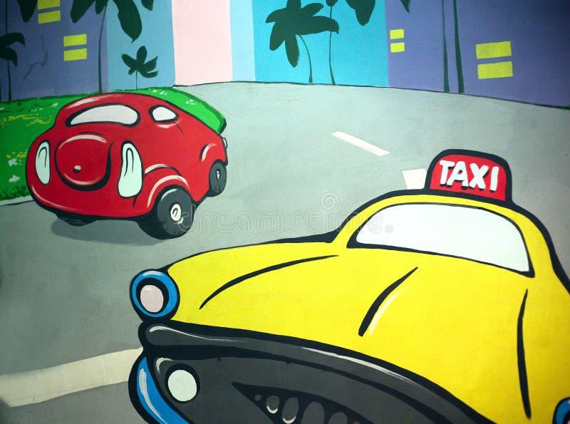 taxi zdjęcie royalty free