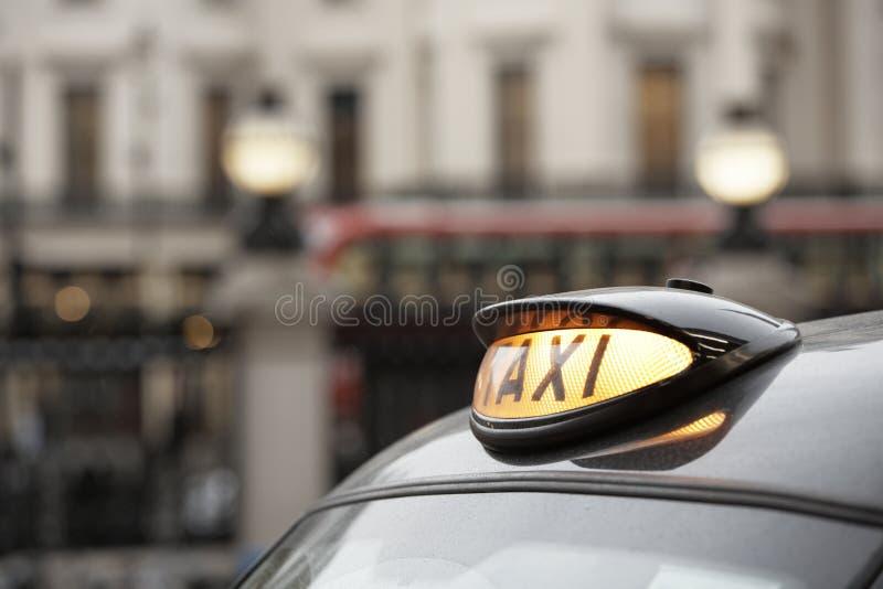 Taxi images libres de droits