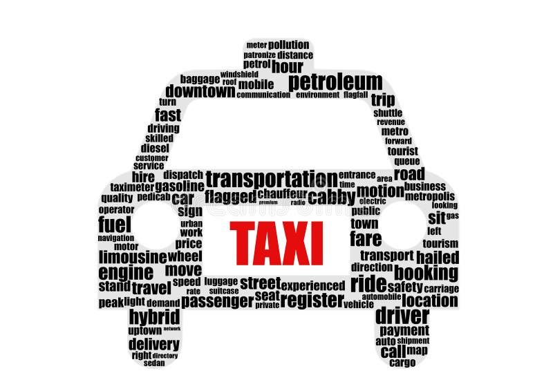 Download Taxi ilustracji. Ilustracja złożonej z transport, railroad - 28952527