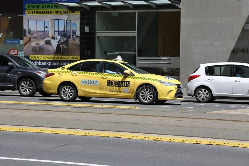 Taxi photos libres de droits