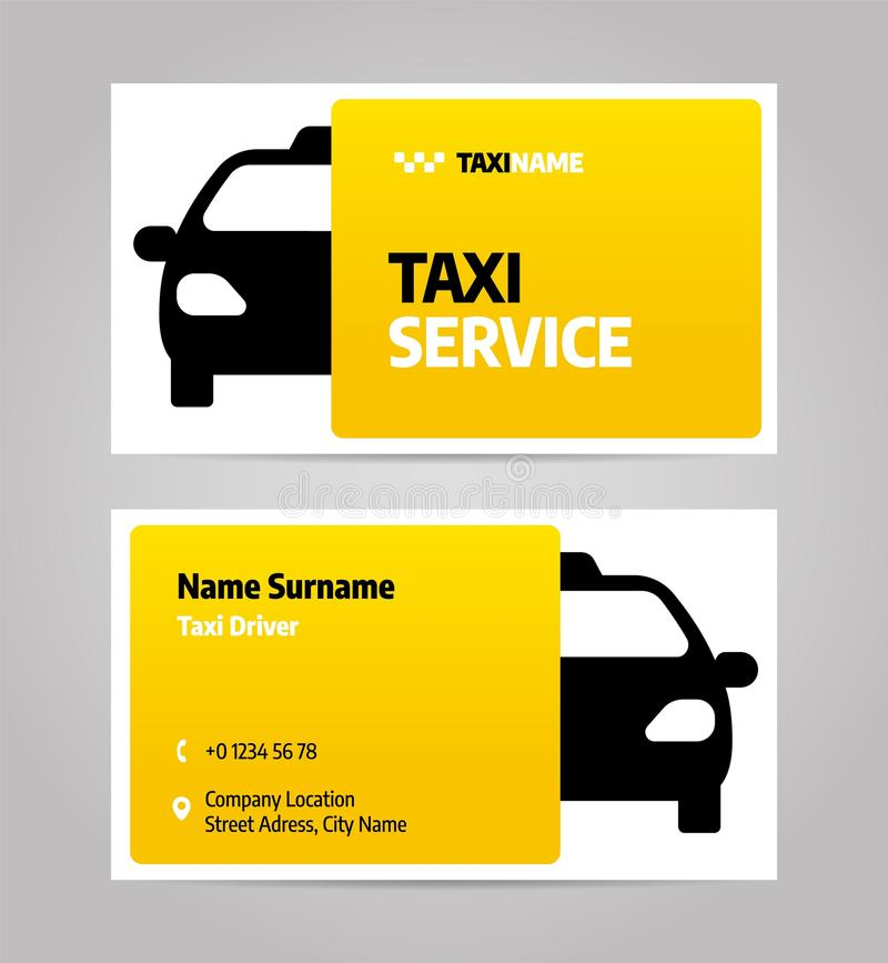 Taxi business or visiting card stock vector illustration of badge download taxi business or visiting card stock vector illustration of badge colorful colourmoves