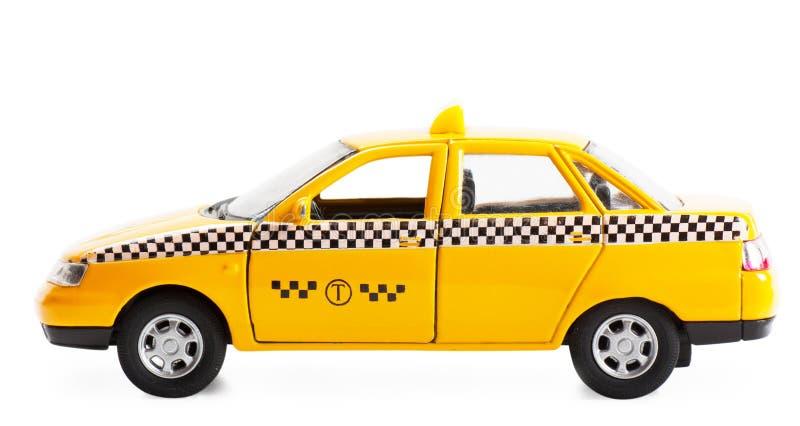 Taxi car stock image