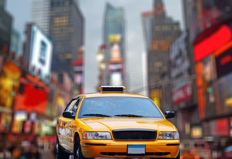 Taxi de Ny foto de archivo libre de regalías