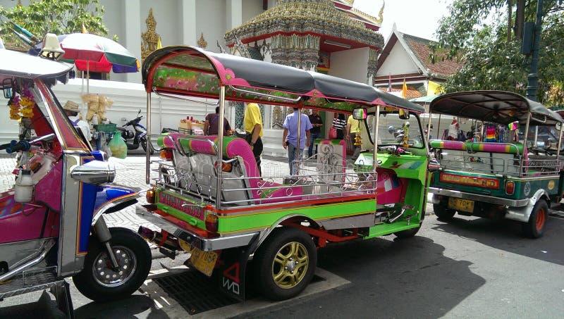 Taxi de tuk de Tuk photo libre de droits