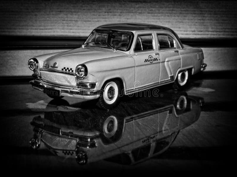Download Taxi de Volga M21 fotografía editorial. Imagen de linterna - 41900447