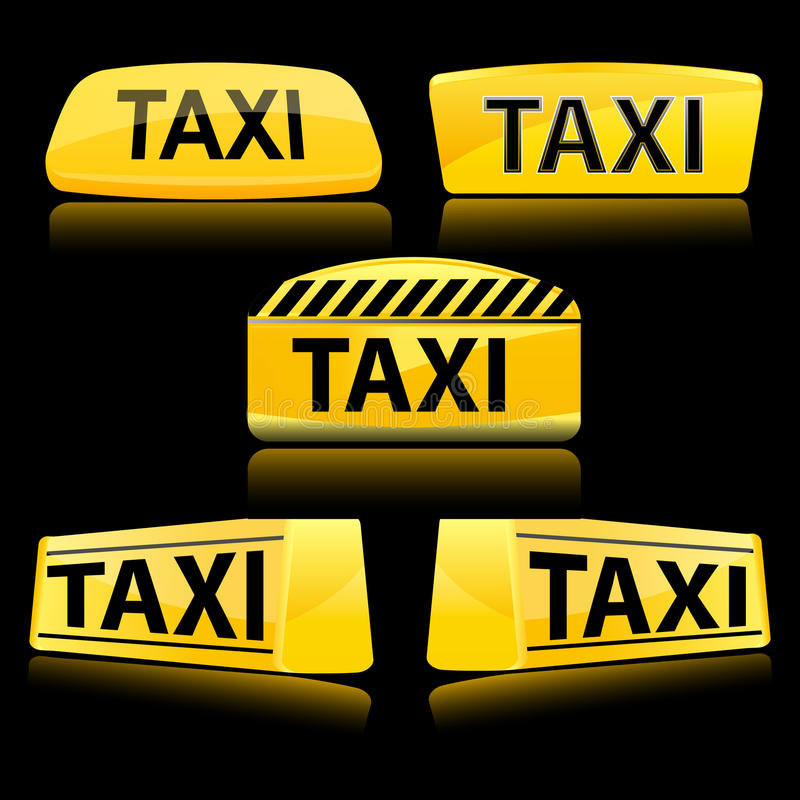 Download Taxi icon stock vector. Illustration of illustration - 17557789