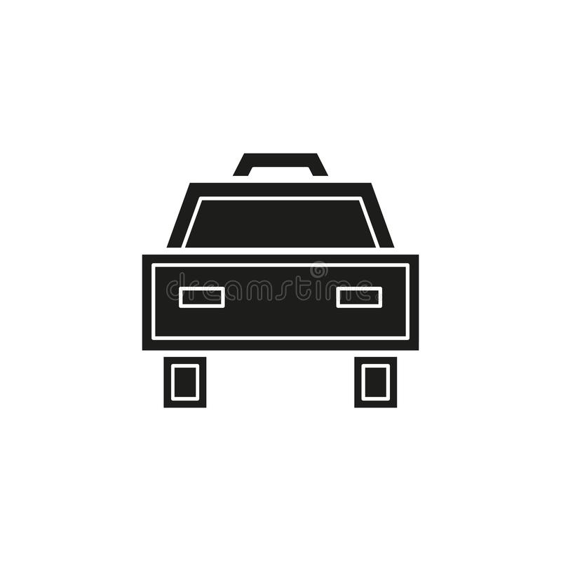 Taxi Icon, taxi icon vector, taxi. vector illustration stock illustration