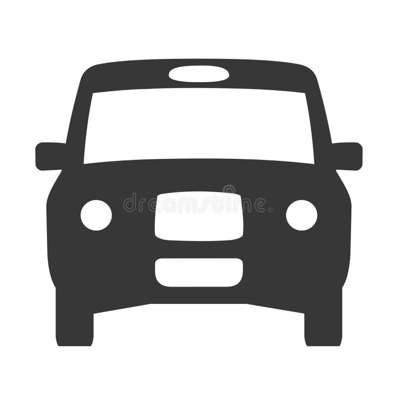 Taxi icon vector - Vector illustration. London taxi icon vector symbol logo template transportation. Black cab vector illustration
