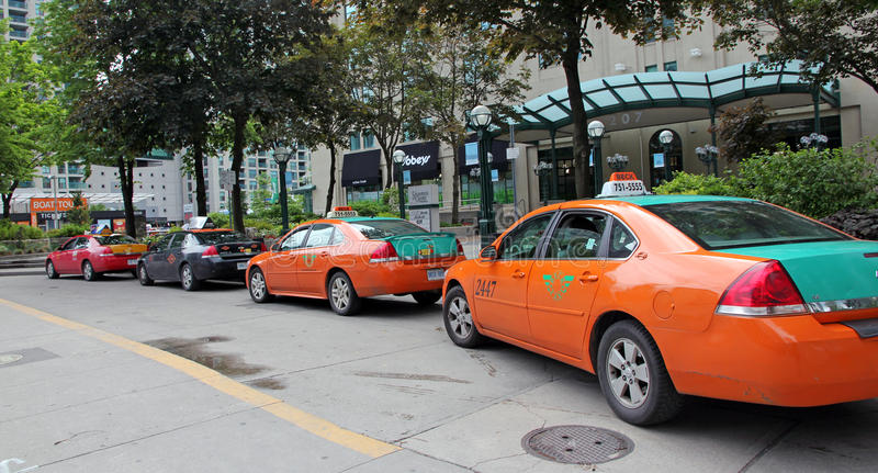 Download Taxi Line editorial stock photo. Image of orange, taxicab - 25129018