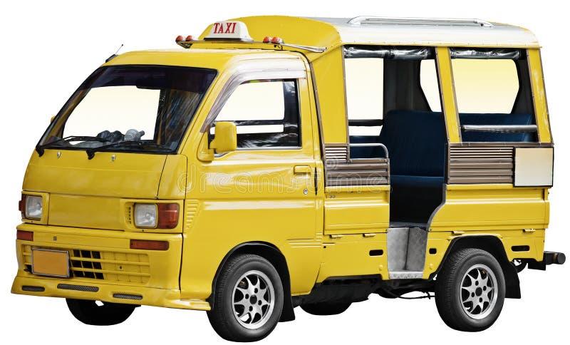 Taxi In Thailand - Tuk Tuk Stock Photography