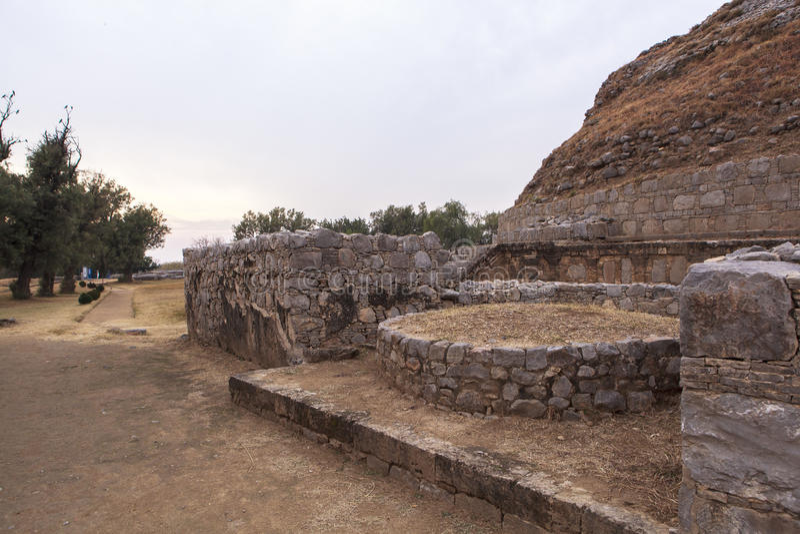 Taxila Heritage in Pakistan royalty free stock photo