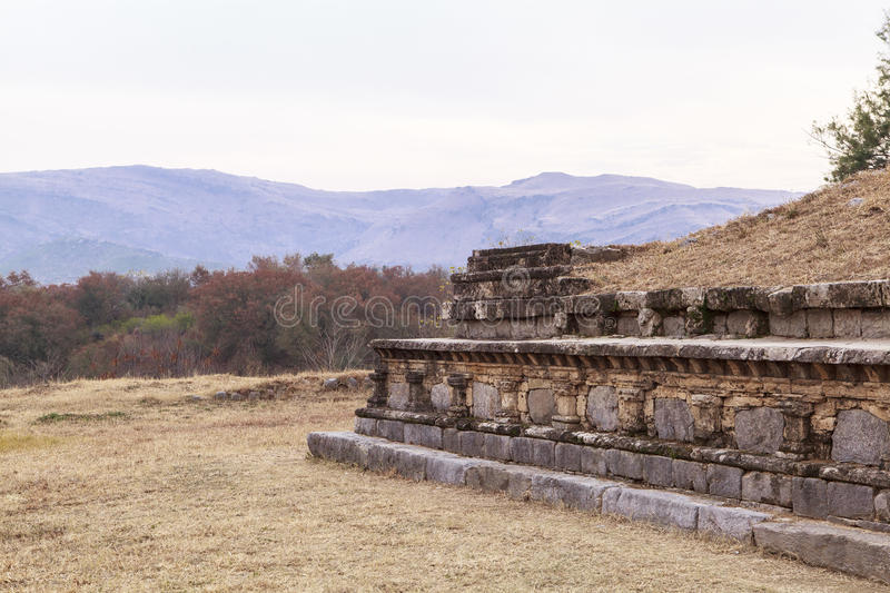 Taxila Heritage in Pakistan royalty free stock images